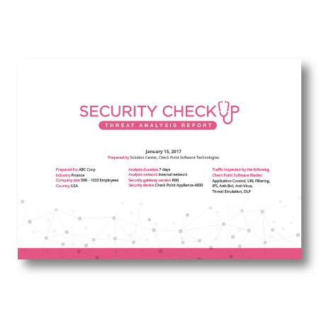 Security Checkup